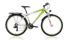 Serious Dirt 260 Vélo adolescent Enfant white/green vert/blanc